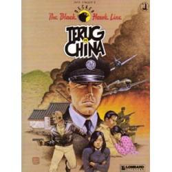 Black Hawk Line 01 Terug in China 1e druk 1990