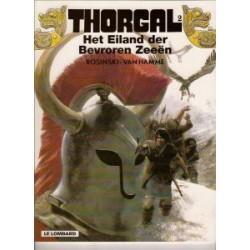 Thorgal 02: Het eiland der bevroren zeeën