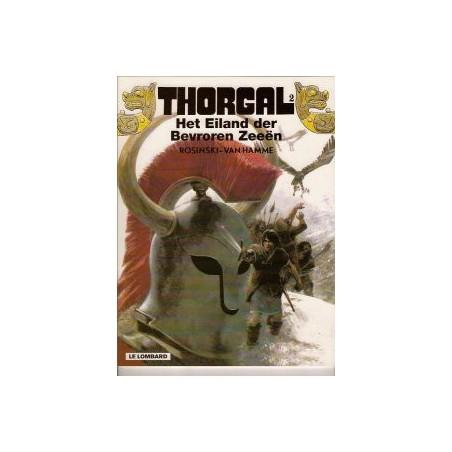 Thorgal  02 Het eiland der bevroren zeeen