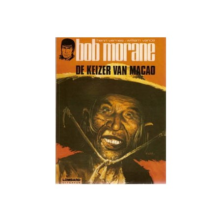 Bob Morane 08 De keizer van Macao 1e druk 1979