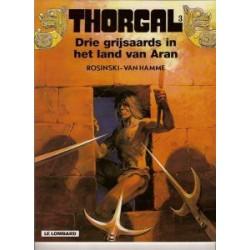 Thorgal 03: Drie grijsaards in het land van Aran