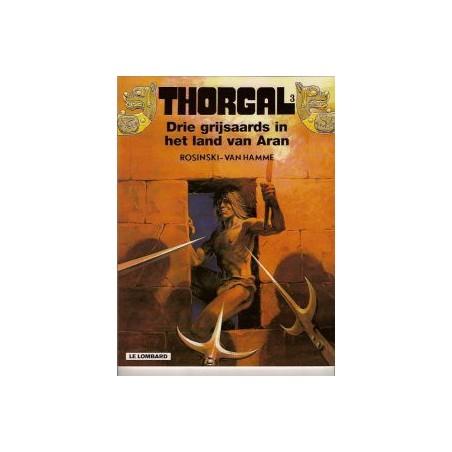 Thorgal  03 Drie grijsaards in het land van Aran