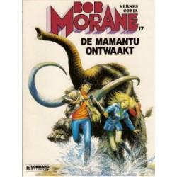 Bob Morane 17 - De mamantu ontwaakt 1e druk 1986
