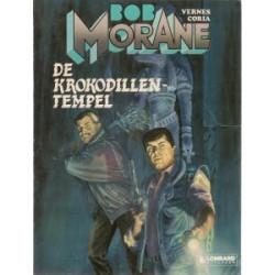 Bob Morane 23 - De krokodillentempel 1e druk 1990