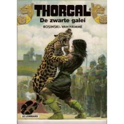 Thorgal 04: De zwarte galei