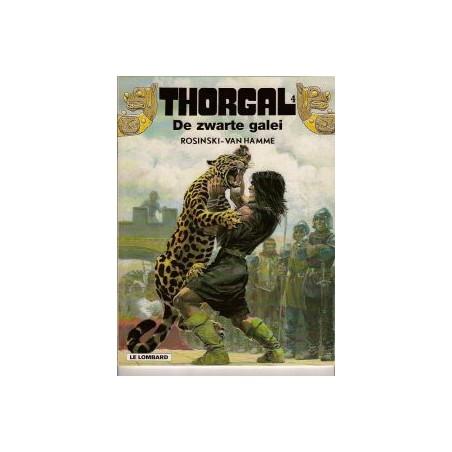 Thorgal  04 De zwarte galei