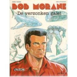 Bob Morane Klassiek 10 - De verzonken gallei 1e druk 1994