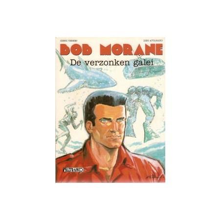 Bob Morane Klassiek 10 De verzonken galei 1e druk 1994