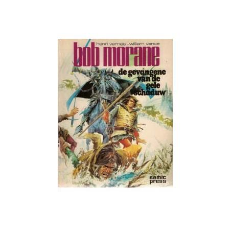 Bob Morane S04 Gevangene van de Gele Schaduw 1e druk 1974