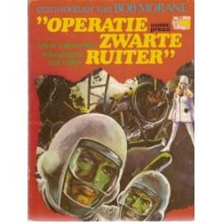 Bob Morane S01 Operatie Zwarte Ruiter 1e druk 1974