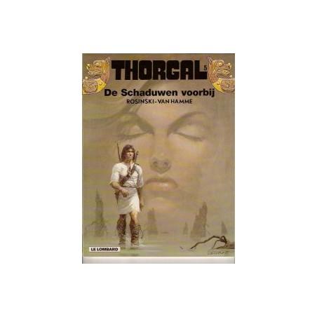 Thorgal  05 De schaduwen voorbij