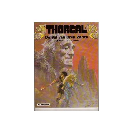 Thorgal  06 De val van Brek Zarith