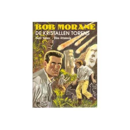Bob Morane Klassiek 04 - De kristallen torens 1990