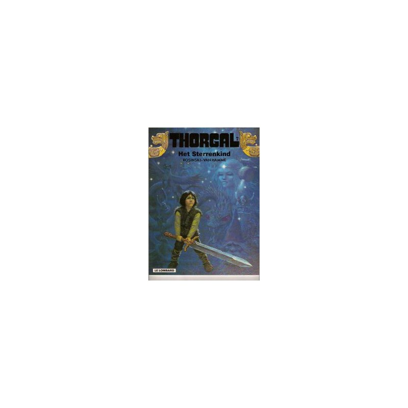 Thorgal 07: Het sterrenkind