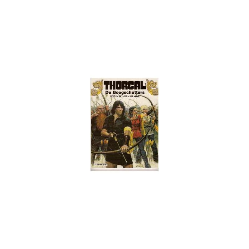 Thorgal 09: De boogschutters