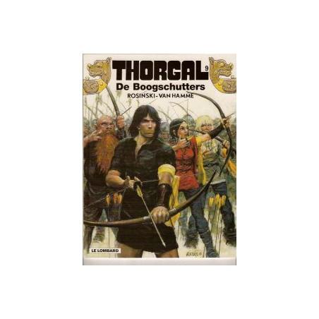 Thorgal  09 De boogschutters