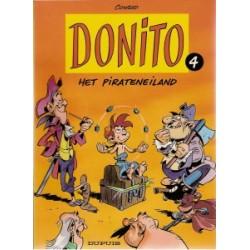 Donito 04 Het pirateneiland 1e druk 1995