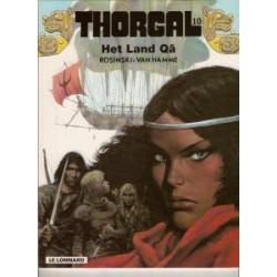 Thorgal 10: Het land Qâ