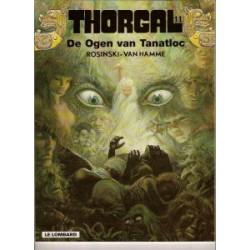 Thorgal 11: De ogen van Tanatloc