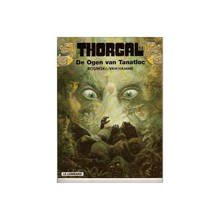 Thorgal  11 De ogen van Tanatloc