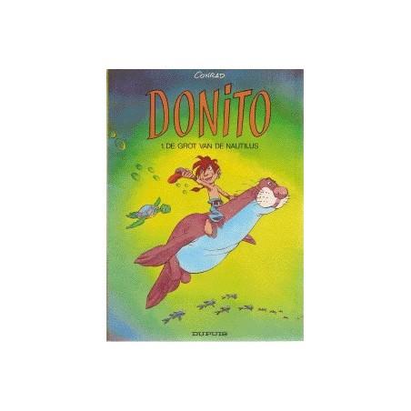 Donito setje deel 1 t/m 5 1e drukken 1991-1996