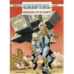 Cristal setje<br>deel 1 t/m 5<br>1e drukken 1986-1988