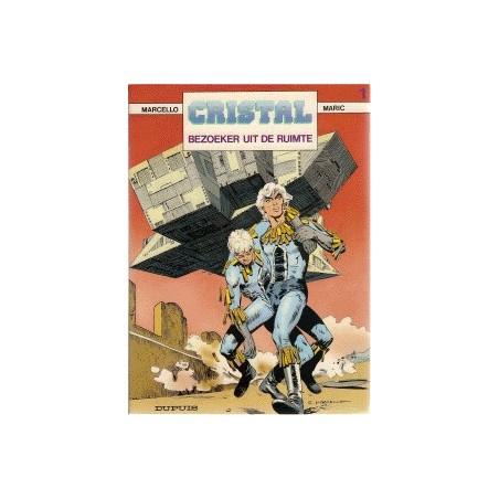 Cristal setje deel 1 t/m 5 1e drukken 1986-1988
