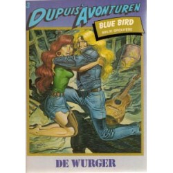 Dupuis Avonturen 03 Blue bird - De wurger 1e druk 1984