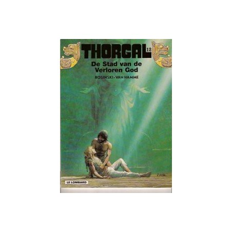 Thorgal  12 De stad van de verloren god