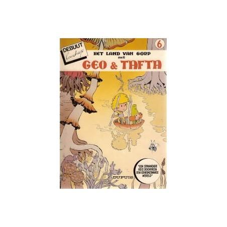 Debuutreeks 06 Het land van Gorp met Geo & Tafta