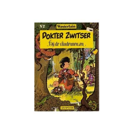 Dokter Zwitser 02 Bij de vlindermensen 1e druk 1979