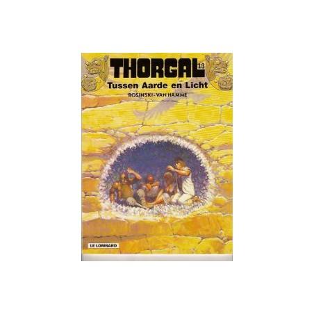 Thorgal  13 Tussen aarde en licht