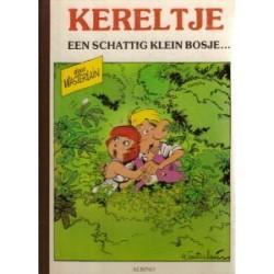 Kereltje 01 Een schattig klein bosje HC 1e druk 1983