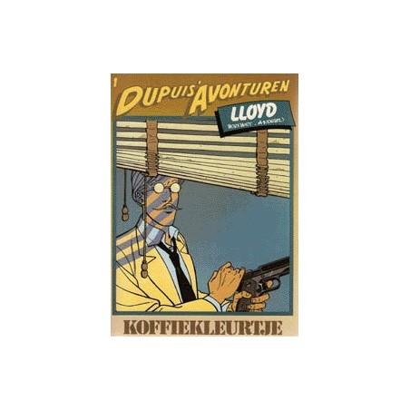 Dupuis Avonturen setje deel 1 t/m 9 1e drukken 1983-1986