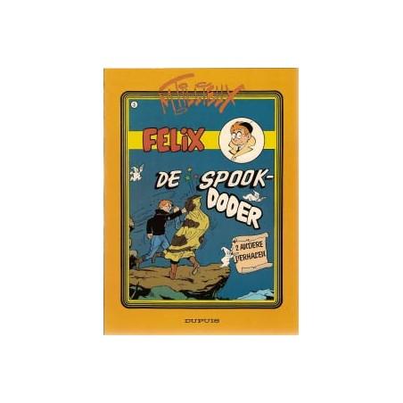 Felix 05 De spookdoder SC 1e druk 1986