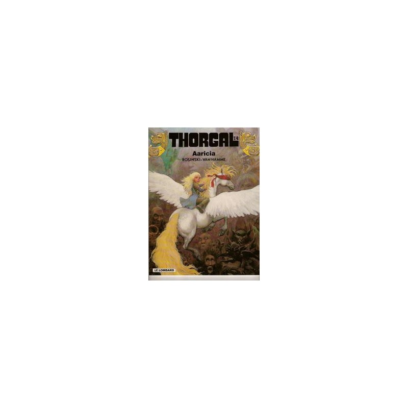 Thorgal 14: Aaricia