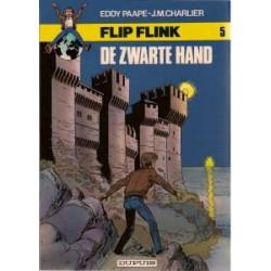 Flip Flink 05 De zwarte hand 1e druk 1980