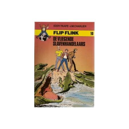 Flip Flink 10 De vliegende slavenhandelaars 1e druk 1981