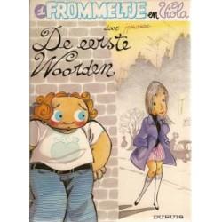 Frommeltje en Viola 01<br>De eerste woorden<br>1e druk 1981