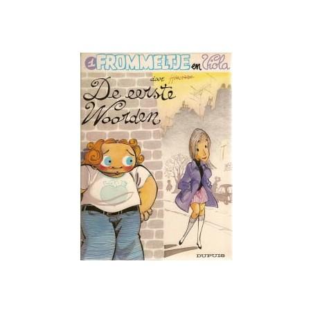 Frommeltje en Viola 01 De eerste woorden 1e druk 1981