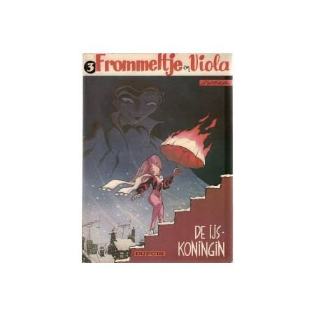 Frommeltje en Viola 03 De ijskoningin 1e druk 1984