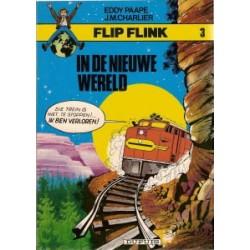 Flip Flink 03 In de nieuwe wereld herdruk 1980