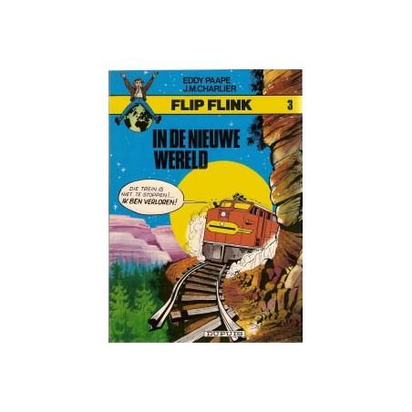 Flip Flink 03% In de nieuwe wereld herdruk 1980