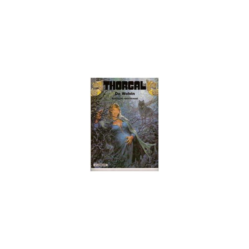 Thorgal 16: De wolvin