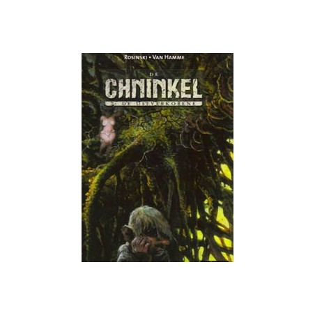 Chninkel  02 De uitverkorene HC