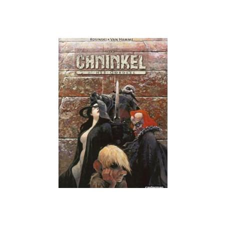 Chninkel  03 Het oordeel HC
