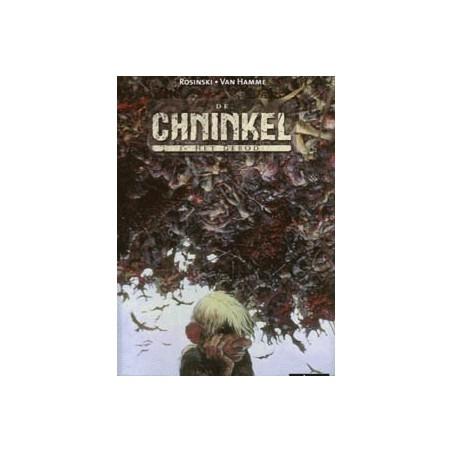 Chninkel  set deel 1 t/m 3 HC