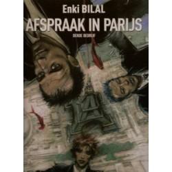 Bilal De slaap van het monster 03 Afspraak in Parijs HC
