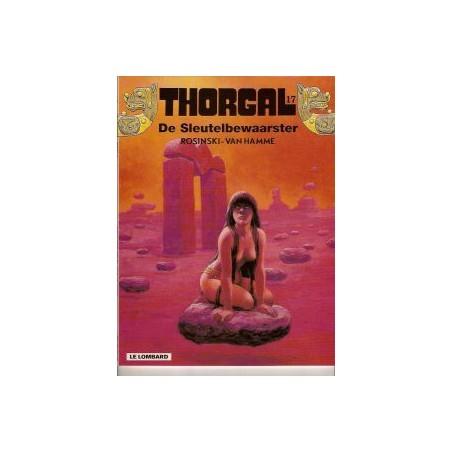 Thorgal  17 De sleutelbewaarster