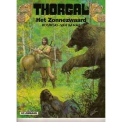 Thorgal 18: Het zonnezwaard
